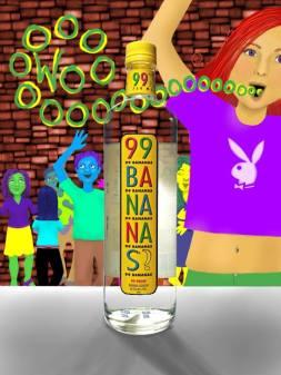 99 bananas